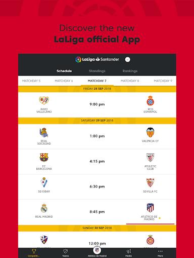 La Liga - Spanish Soccer League Official 7.0.7 screenshots 16