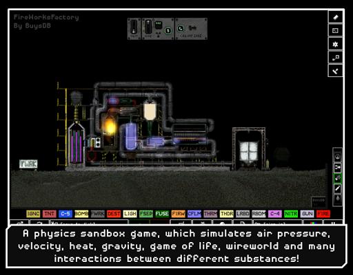 The Powder Toy screenshots 2