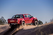 Isuzu Arctic AT35 eats steep sand dunes for breakfast. Picture: SUPPLIED