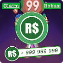 Free Robux Color Ball Blast Game icon