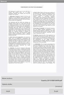 Sharpdesk  Mobile - náhled