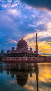Islamic Wallpapers HDR- screenshot thumbnail