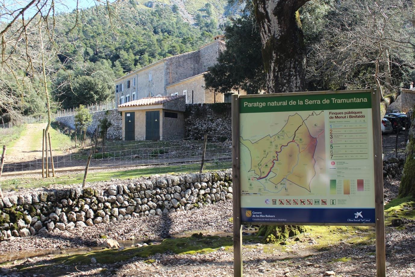 Fincas públicas Menut y Binifaldó. Cova de Muntanya. -Foto: Rafael Minguillón -BTTersMallorca
