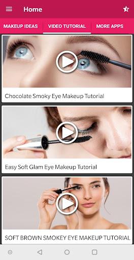 Step By Step Eyes Makeup Tutorial 11.0.2 screenshots 1