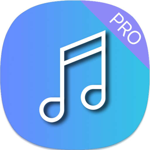 Music Player Style Samsung Music Pro - No Ads