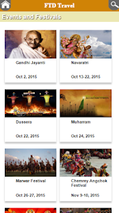 India Travel Tourism Guide- screenshot thumbnail