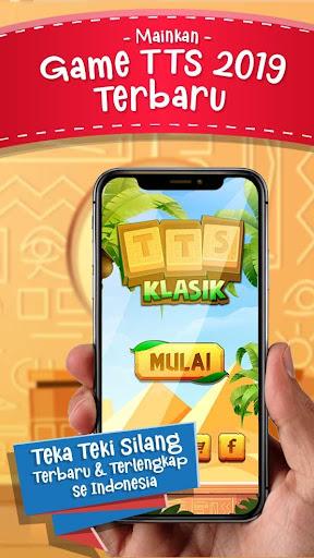 TTS Klasik - Teka Teki Silang Indonesia 2020 apkpoly screenshots 1