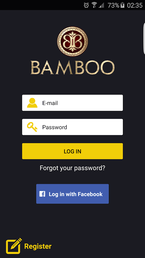 Bamboo Club- screenshot