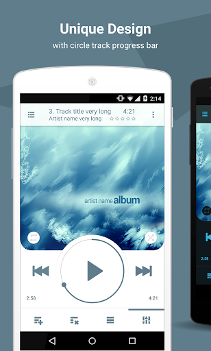 NRG Player music player Apk apps 1