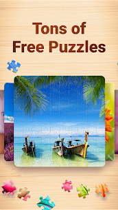 Jigsaw Puzzles MOD (Unlimited Coins) 2
