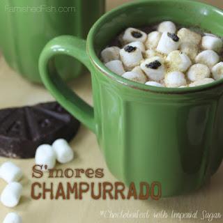 S'mores Champurrado