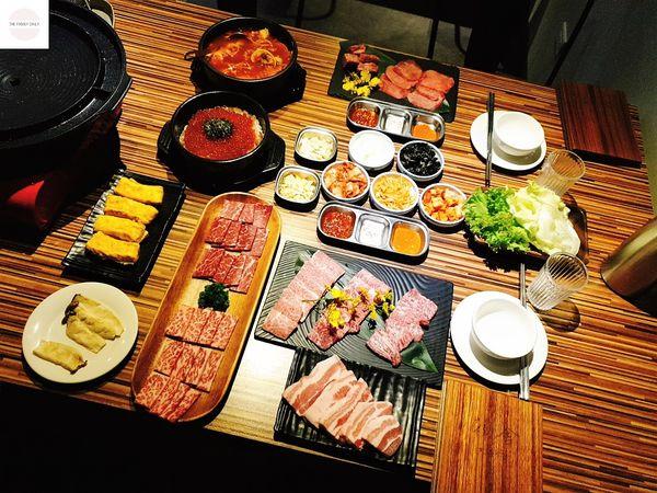 韓舍 熟成肉韓式烤肉 | 燒肉界的LV!桃園必吃燒肉推薦