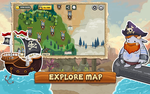 Tower Defense Realm King screenshots 14