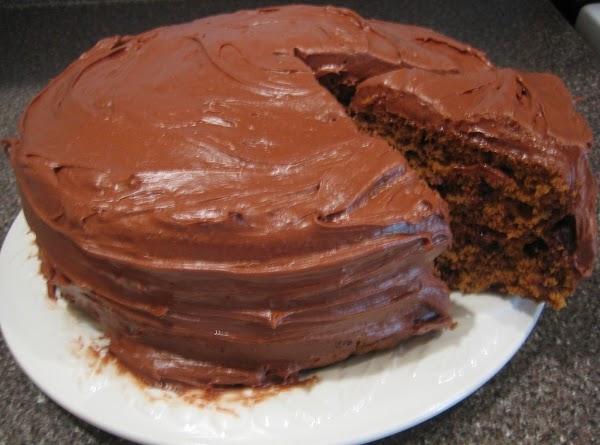 Great Grandma Young's Homemade Chocolate Cake Recipe