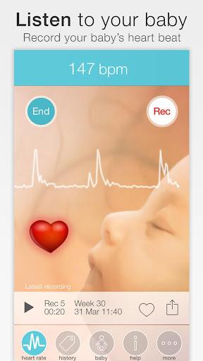 Tiny Beats - baby heartbeat