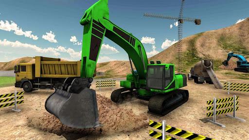 Heavy Excavator Simulator - City Construction 1.0.1 screenshots 1
