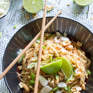 Gluten Free Pad Thai Sauce Recipes