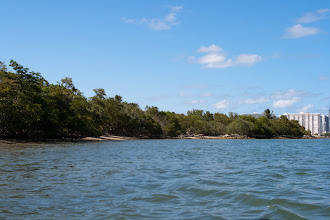 Photo: Oleta coastline