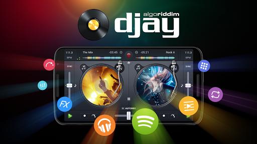 djay FREE - DJ Mix Remix Music 2.3.6 screenshots 1