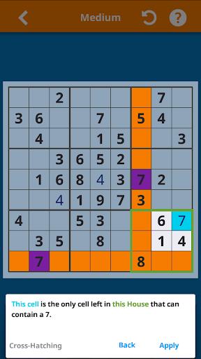 Sudoku - Free Classic Sudoku Puzzles filehippodl screenshot 8