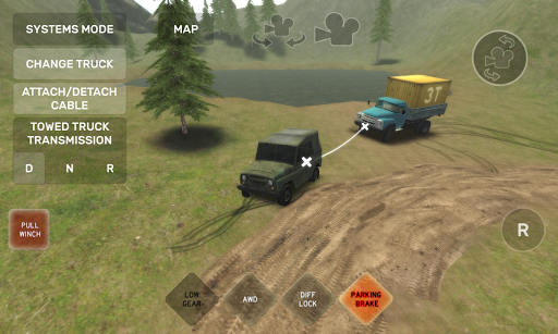 Dirt Trucker: Muddy Hills 1.0.7 screenshots 1