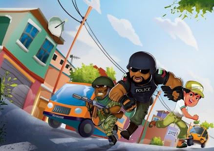Rapid Response Squad - náhled