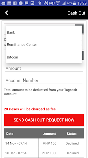 Tagcash Wallet- screenshot thumbnail
