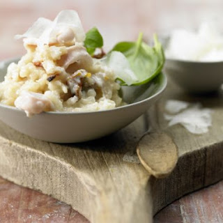 Risotto with Cuttlefish.