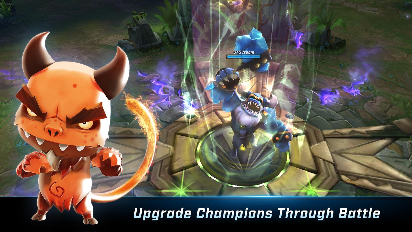 Call of champions на андроид скачать