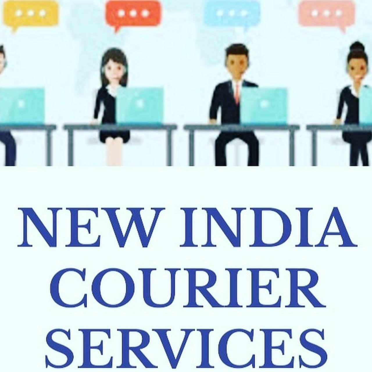 NEW INDIA COURIER SERVICES - Courier Service in Surat