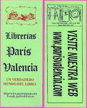 Photo: Librerias Paris Valencia