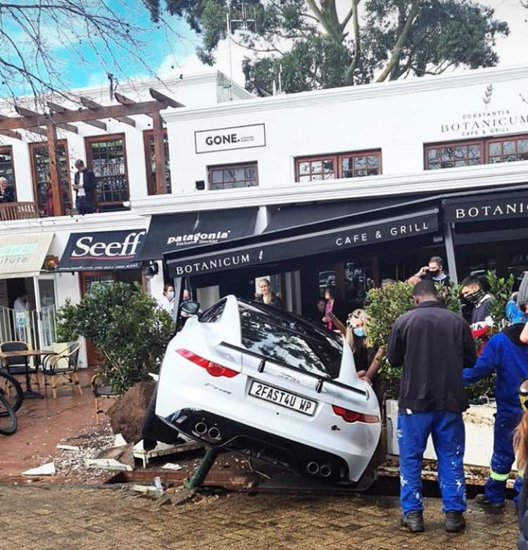 Bangers and smash on the menu as 2fast4u drives into Cape Town eatery - TimesLIVE