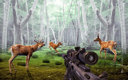 Wild Hunting 3d:Free shooting Game 1.0.9 screenshots 4