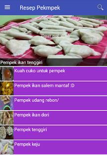 Resep Pekmpek Palembang - náhled