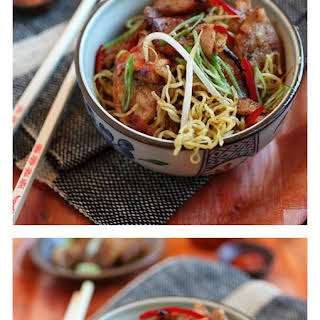 Sweet And Sour Noodles Chinese Recipes.