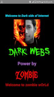 Dark WeBs - náhled