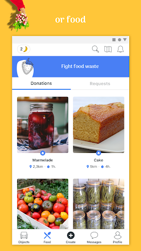 Geev: The Zero Waste Solution screenshot 3