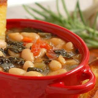 Kale Bean Soup.