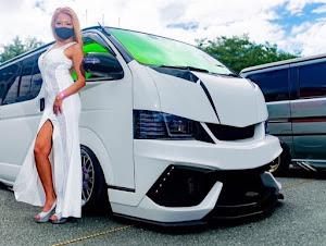 ハイエース TRH200V S-GL TRH200V H19年型のカスタム事例画像 DJけーちゃんだよさんの2020年09月07日19:11の投稿