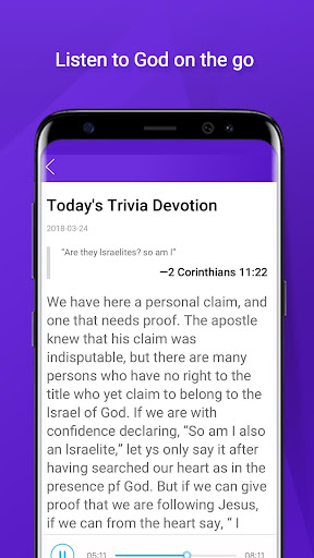 Daily Devotion - screenshot