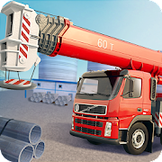 Real Construction & Crane SIM 1.0