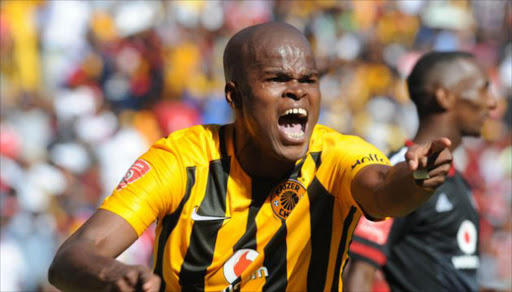 200-game Katsande was told his first Kaizer Chiefs game was 'nonsense'. Picture: Simphiwe Nkwali