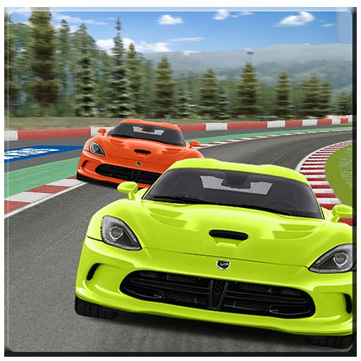 Mountain traffic car racing 2017: 3D crazy drive