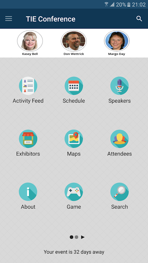 tie conference 2017 android apps on play