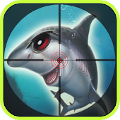 Angry Shark Killer Simulator
