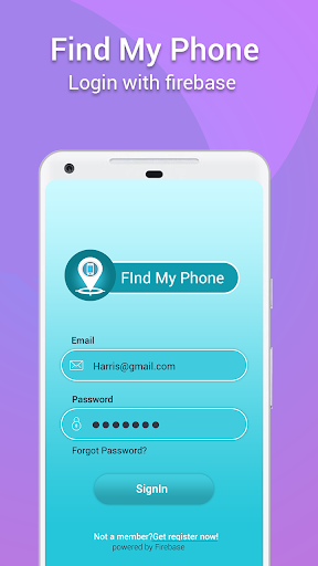 Find My Phone Android: Lost Phone Tracker 1.4.3 screenshots 7