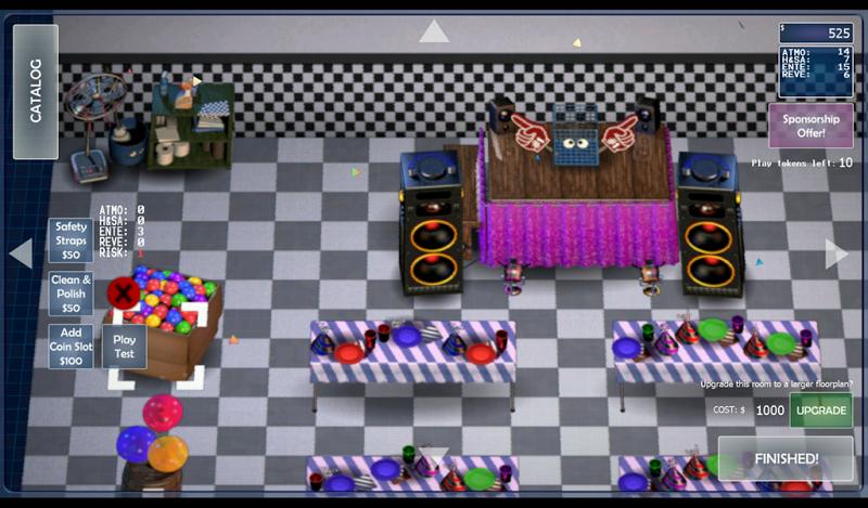FNaF 6: Pizzeria Simulator Screenshot 13