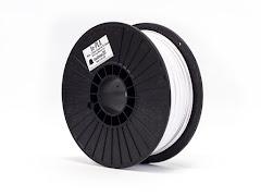 Taulman In-PLA PLAdium White Filament - 1.75mm