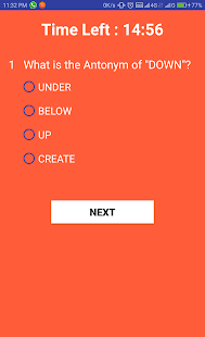 InspireQuiz screenshot