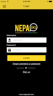 Nepacall- screenshot thumbnail